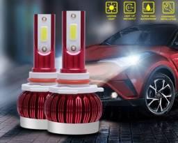 Farol LED Automotivo H4/H1/H11 Lampada Super Led Headlight