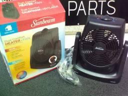 Ventilador E Calentador Sunbeam Heater + Fan