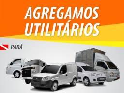 Agregamos carros Utilitários - Entregas