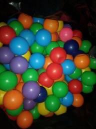 1700 bolas pra  piscina de bolinhas