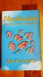 Meditation - Sri Chimoy - Bom estado de conservação
