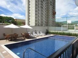 Apartamentos em Nova Iguaçu - Prontos para morar - 2qts com varanda e vaga - Prox. a Dutra