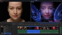 Editor de vídeo, Editor de fotos e Desiner Gráfico formado