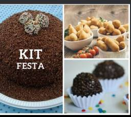 Kit festa - bolos - salgados - doces - apartir 50.00
