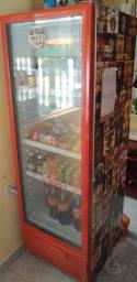 Vendo Refrigerador 420L porta de vidro.
