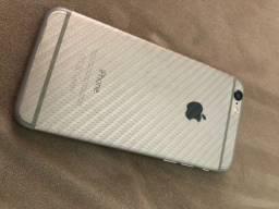 Iphone 6 64gb 4.7'' Bat 100 Cinza / 100 % funcionando
