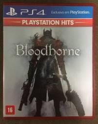 Troco o jogo Bloodborne [PS4]