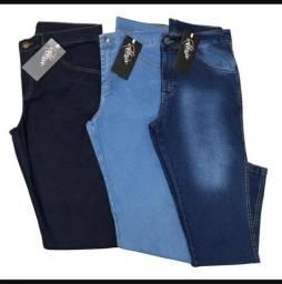 Vendo Kit 3 Calças Jeans Masculina /N°40