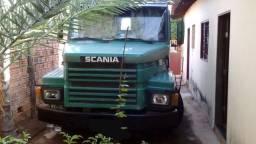 Scania 112HS, 4x2, ano 89