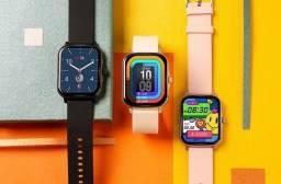 Smartwatch P8 Plus/Y20 LANÇAMENTO 2021