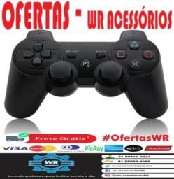 Título do anúncio: Controle para  PS3 -ENTREGA GRÁTIS