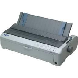 Impressora Epson Fx 2190 132 colunas matricial seminova