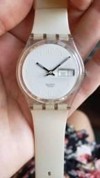 Relógio Swatch branco