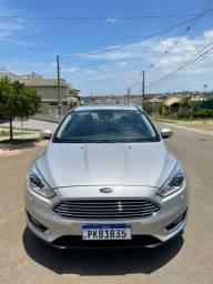 Ford focus fastback titanium 2016