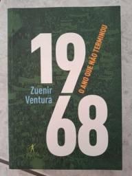 Livro 1968 - O ano que não terminou