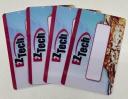 Cartão Identificador de Frentista - EzTech