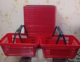 Cestinha de compras