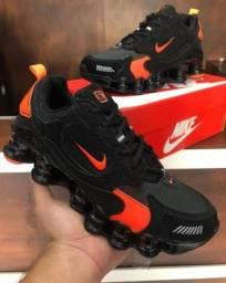 Tênis Nike Shox 12 molas S  :299,00 ACEITAMOS CARTÃO!!