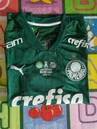 Camisa Palmeiras Final Libertadores - M.