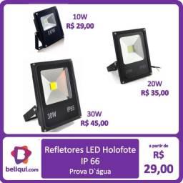 Refletor | 10, 20 e 30 W | IP66