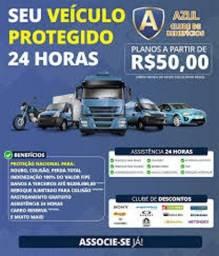 Seu veiculo protegido 24 horas (Azul Clube de Beneficios) A partir de R$ 50,00