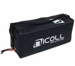 Bateria de lítio 48v 13ah Nicoll novas na caixa