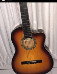 Violão Memphis AC60 elétrico