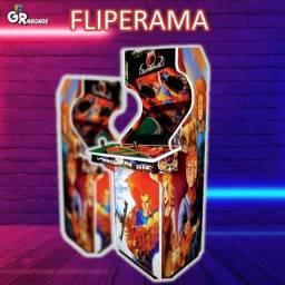 Fliperama arcade Multijogos