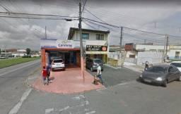 Curitiba - Prédio de esquina comercial / residencial no Sítio Cercado