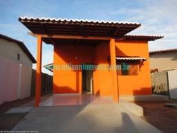 Bela Casa Com Suíte No Central P. Clube Em Extremoz/RN - Zero De Documentação