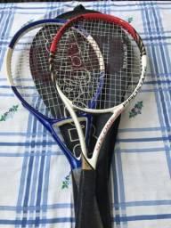Raquetes de tenis Wilson a venda