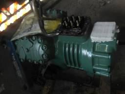 Compressor Bitzer semi hermético reformado