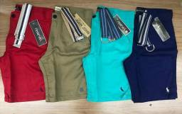 Bermudas moleton da moda todas as marcas
