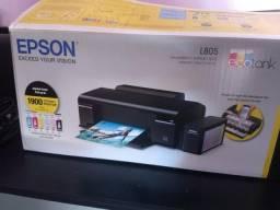 Impressora L805 nova top
