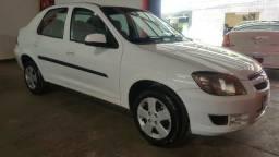 Gm - Chevrolet Prisma lt 1.4 flex ano 2012 completo r$5.999,00 - 2012
