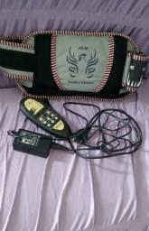 Cinta aparelho massageador elétrico. Urgente