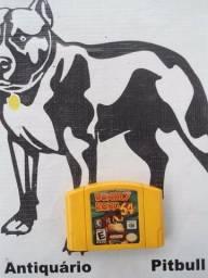 Donkey kong nintendo 64 original