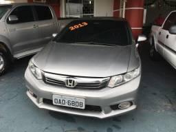 Civic aut - 2013