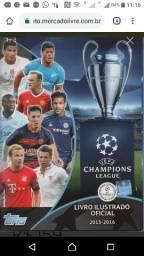 Album figurinhas Champions League