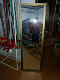 Espelho em Perfil de alumínio