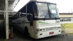 Ônibus conservado - 1991