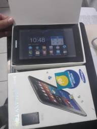Tablet Samsung 16GB 7.0 Plus Semi novo 82 999992570 zap