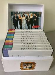 DVD Box Friends - As 10 Temporadas Completas - 40 Discos