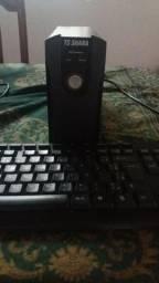 Nobreak TS Shara 600 VA e teclado
