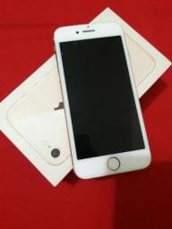Iphone 8 64GB gold rose - vendo ou troco - LEIA