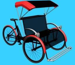 Bikewagen C/ Aplicativo P/ Passeio Turístico