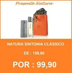 Kit Sintonia Clássico Natura. Leia a descrição