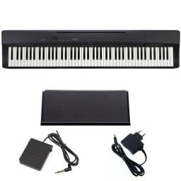 Piano Eletrônico Digital Casio Privia Px 160 Bk