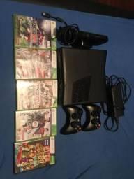 Xbox 360 Slim Usado