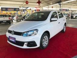 Vw - Volkswagen Gol 1.6 Único Dono Impecável 04 Pneus Novos Apenas 8.000 Km - 2018